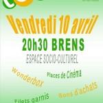 Loto du Fond Social d'Inéopole de Brens (c) Elève de Bac Pro Sapat d'Inéopole Formation