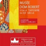 Ouverture du musée Dom Robert (c) Syndicat Mixte de l'Abbaye-école de Sorèze