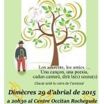 Poésies et chansons de Printemps (c) Centre Culturel Occitan de l'Albigeois