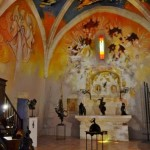 De Castelnau de Lévis à l'église du Carla (c) AGIT