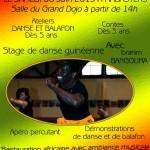 Fête Africaine (c) Association SANKARAN