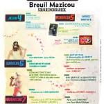 Fête de quartier Breuil-Mazicou (c) Association de Quartier Breuil-Mazicou