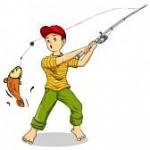Journée Pêche pour les enfants (c) La Gaule du Bagas