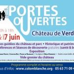 Portes ouvertes au Château de Verdalle (c) Les Amis de Colomblanche & Inst. des Thérapie