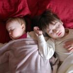 Rencontre parents-enfants sur le sommeil (c) asso Libres enfants du Tarn