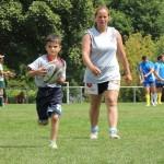 tournoi de rugby touch' (c) Association L'Espoir de Sarah / SARC XV
