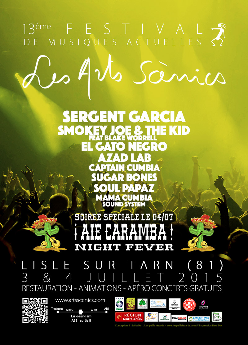 Festival Les arts scenics 2015