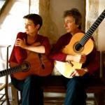 Duo de guitare (c) L'association de gestion du Colombier