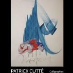 Expo Calligraphies de Patrick Cutté (c) Association Le Cinq