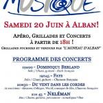 Fête de la musique (c) L'Atelier d'Alban