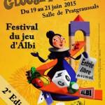 Gloose Festival - festival du jeu d'Albi (c) ludothèque La Marelle