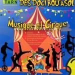Le chapiteau des Docirqu'asol (c) Conservatoire