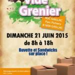 Vide greniers (c) MJC Gaillac