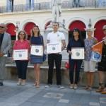 Castres, remise des labels Charte Qualité / © CCI du Tarn