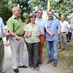 La boucle de Montaud est inaugurée / © Ville d'Aussillon