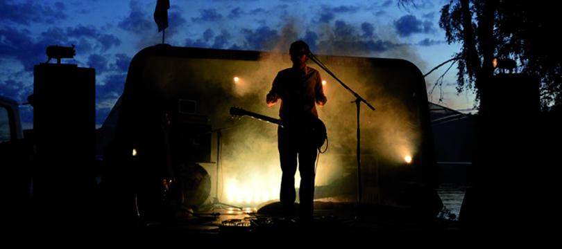 Pause Guitare, La Caravane / © DR