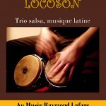 Concert de musique salsa LOCOSON (c) Musée Raymond Lafage