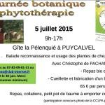 Journée botanique et phytothérapie (c) Art et Couvert