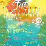 Les 20 ans des grandes fête de Lisle sur Tarn (c) Comité des fêtes