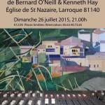 Les Echos de la Falaise (c) LAF (Larroque Art Fest)