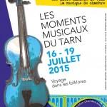 Les Moments Musicaux du Tarn (c) association Chambre avec vues