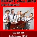 memory jazz band (c) Musée Raymond Lafage
