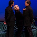 Résistances de femmes. Récital et Théâtre (c) Association Nouveau théâtre de la Vidalbade
