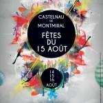 Castelnau de Montmiral en fêtes (c) Comité des fêtes