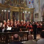 Concert choral (c) Association HARP