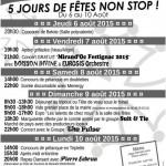 Mirand'Oc Festignac 2015 (c) Comité des fêtes de Mirandol