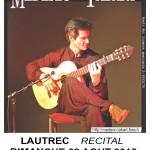 Récital de Médéric Tabart (c) Mairie et Music'Art