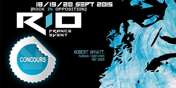 Gagnez des places pour le festival RIO 2015 - Concours DTT