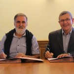 Signature de la convention entre la CCI TARN et la CCCS / © CCI du Tarn