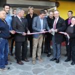 Inauguration Maison de Projet Aussillon / © Ville d'Aussillon