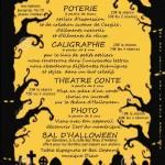 Ateliers Libellune Vacances de Toussaint (c) Association Libellune