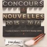 Concours de nouvelles Tarn et Dadou 2015/2016