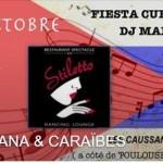 Fiesta Cubana & Caraïbes avec DJ Mabê (c) Stiletto