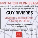Guy Rivières expo au Cinq (c) Le Cinq