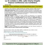 Politique sociolinguistique pour l'Occitan (c) Centre Culturel Occitan de l'Albigeois