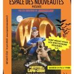 wallace et gromit le mystere du lapin-garou (c) Cinéma Espace des Nouveautés