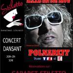 Alexis fait son show en Polnareff (c) Stiletto