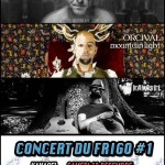 Concert du Frigo, VIO, Orcival et Kanasel en concert à La Laiterie