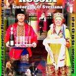 Cabaret russe (c) les Cocottes Blanches