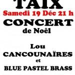 Concert de Noël (c) FLEP de Taïx