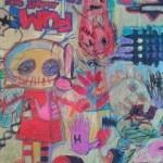 De Basquiat à Bansky par les jeunes de l'EPM (c) Musée du pays vaurais