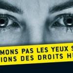 Journée internatinale des droits de l'homme (c) Grpoupe Albi Amnesty International