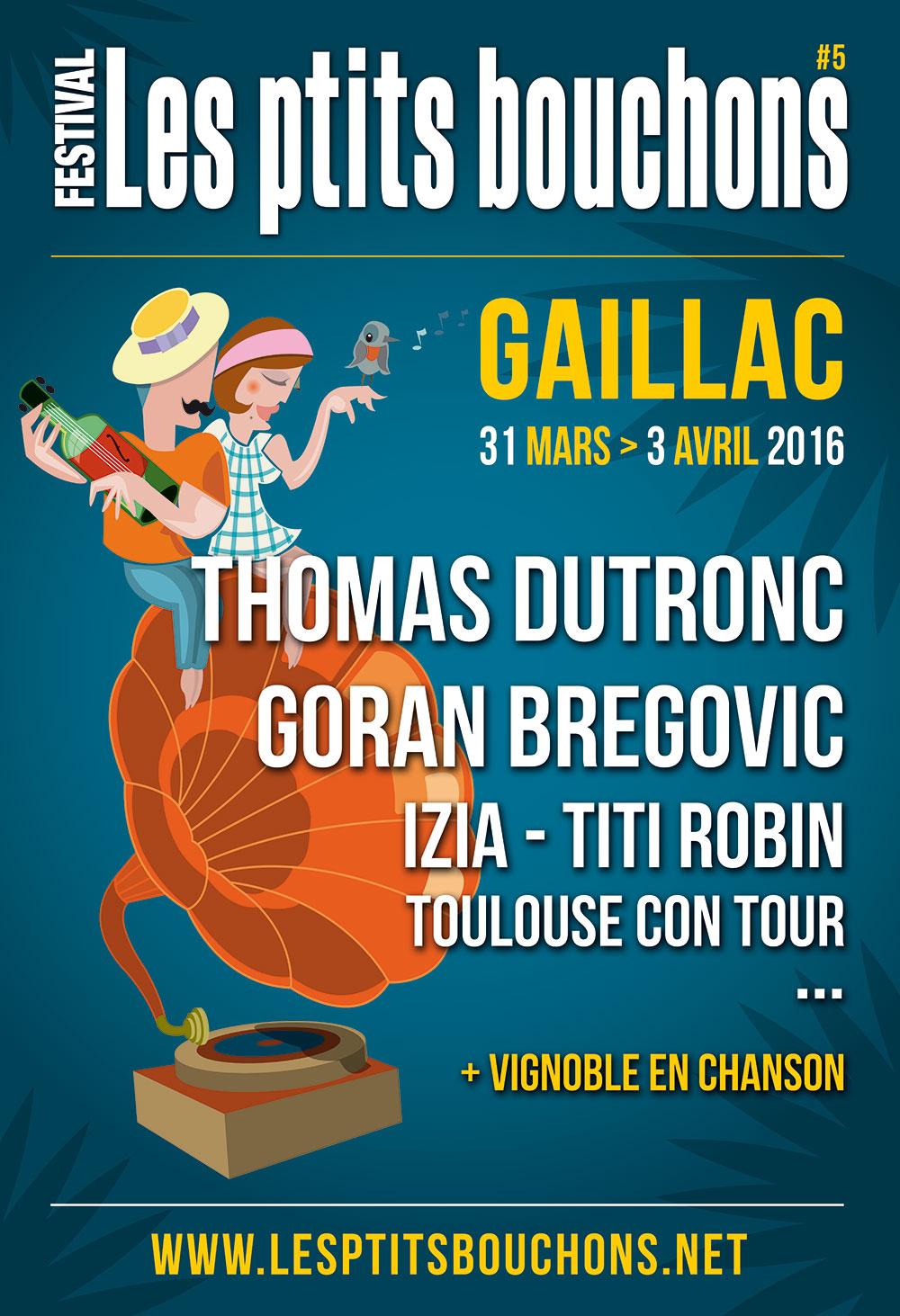 Festival les Ptits Bouchons 2015