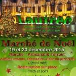 Marché de Noël (c) Mairie de Lautrec
