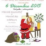 Marché de Noel (c) Point d'accueil touristique de Monestiés