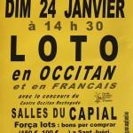 Loto en Occitan (c) Lo Capial et le CCOA